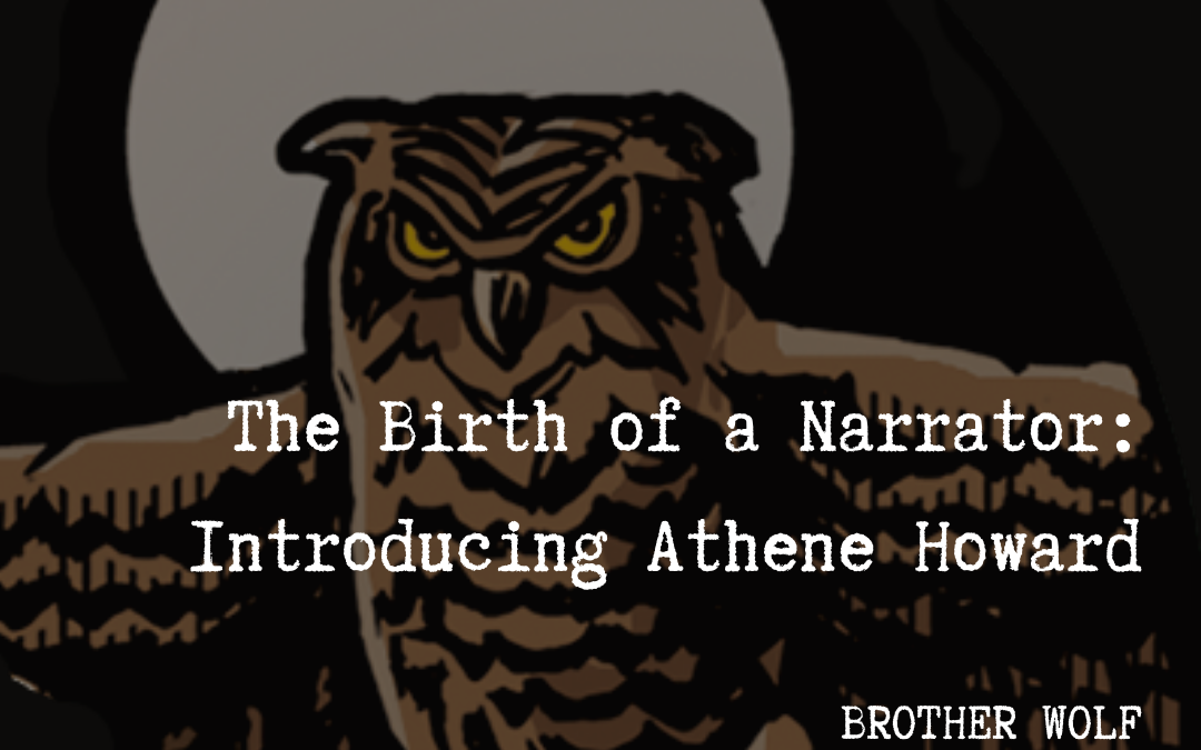 The Birth of a Narrator