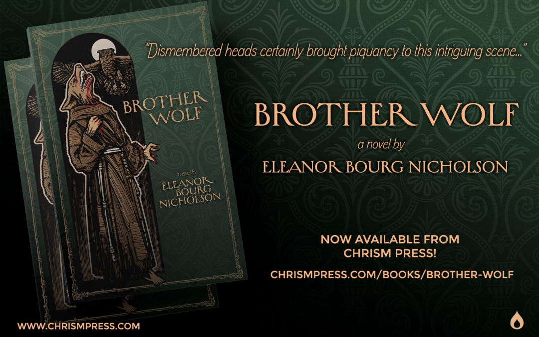 Press Release: New Catholic and Orthodox Christian Press Releases First Full-Length Novel